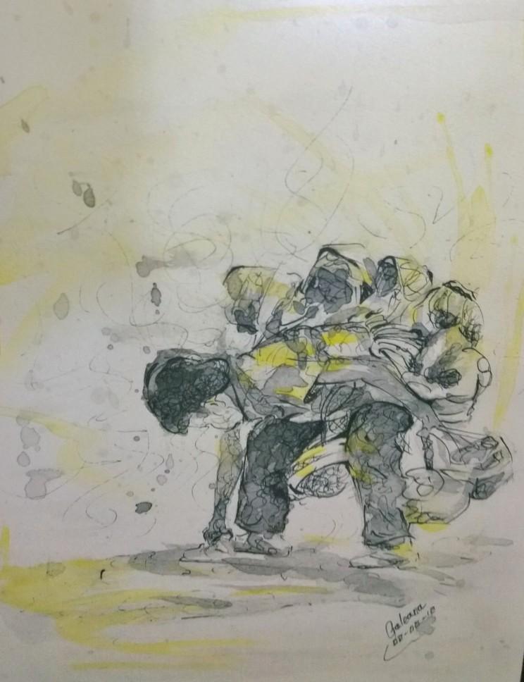 Ilustración Gal